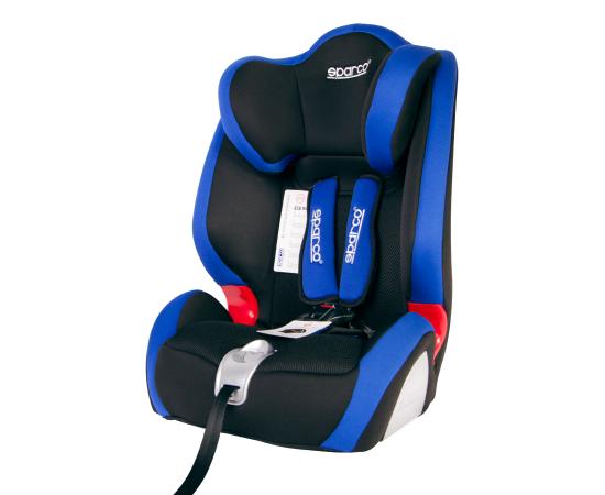 Дитяче автокрісло SPARCO F1000K PU Premium<span> – </span>Синій