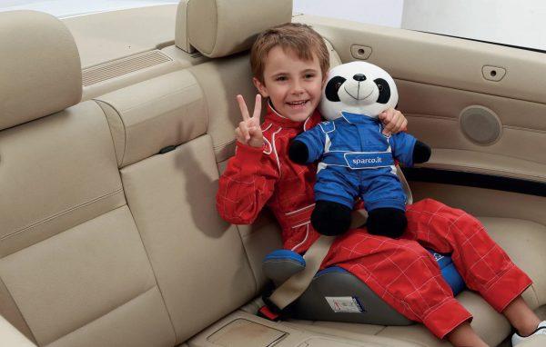 Детское сиденье - бустер SPARCO F100K 2