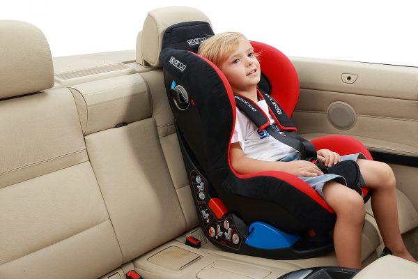 Дитяче автокрісло SPARCO | F5000K 3