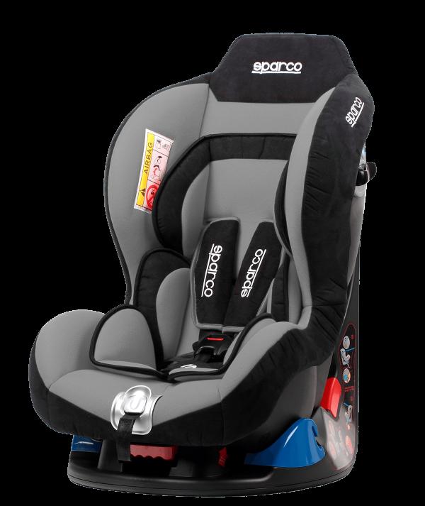 Дитяче автокрісло SPARCO | F5000K 4