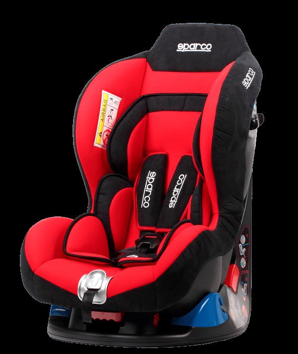 Дитяче автокрісло SPARCO | F5000K 6