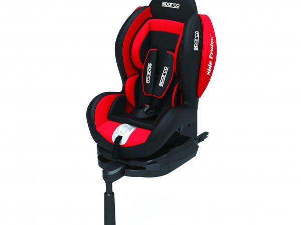 Дитяче автокрісло SPARCO F500i ISOFIX<span> – </span>Червоний